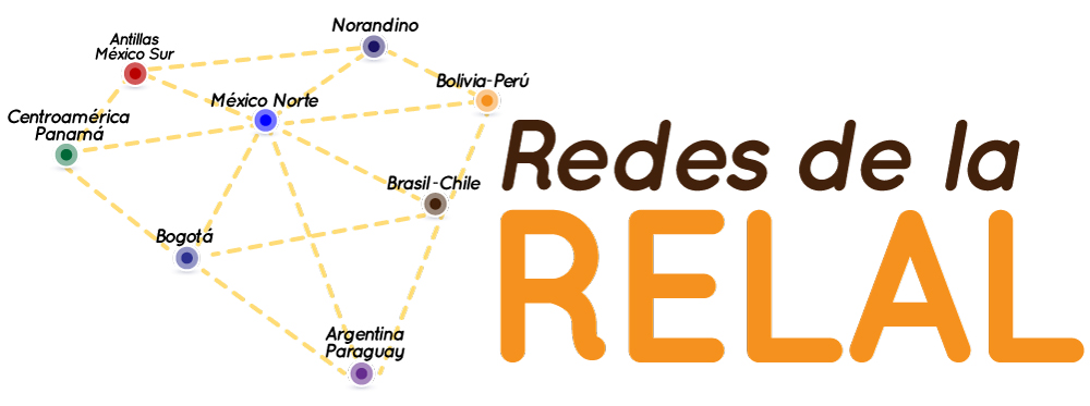 Logo Redes RELAL